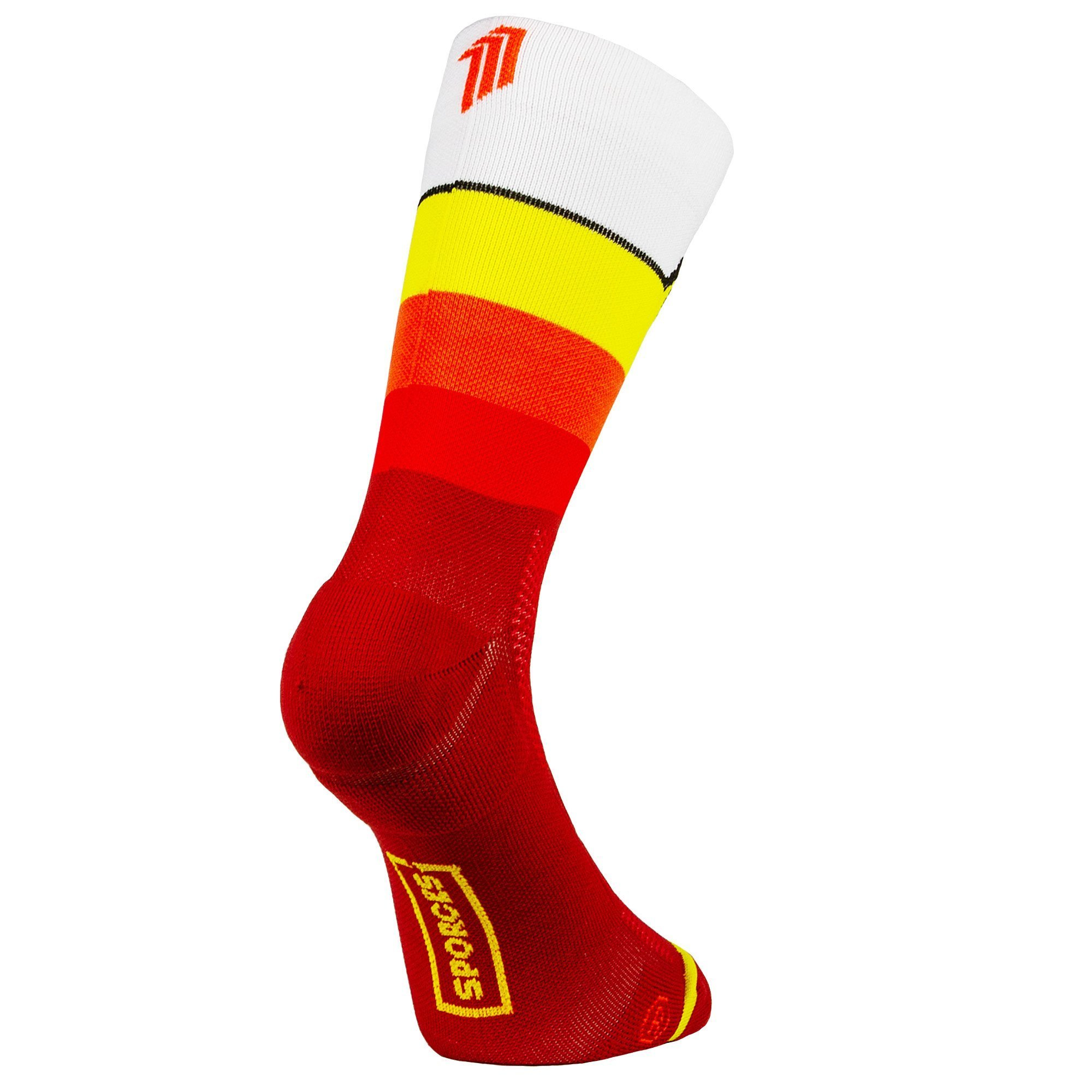 HR Red - running socks