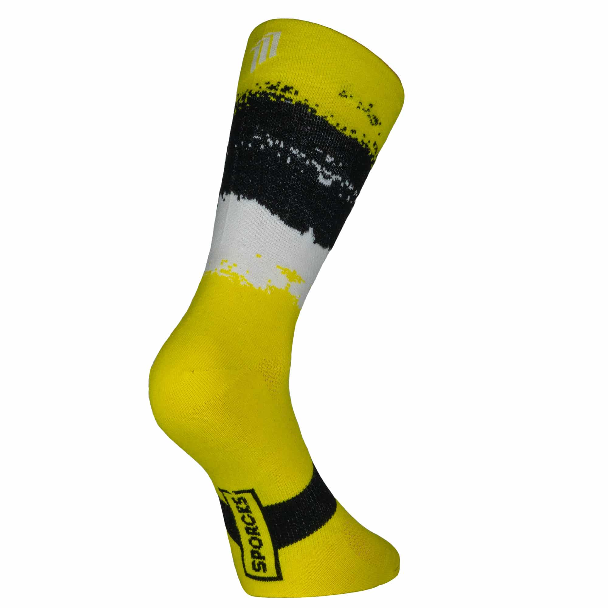 Dolomite Yellow Merino Wool- Calcetín ciclismo