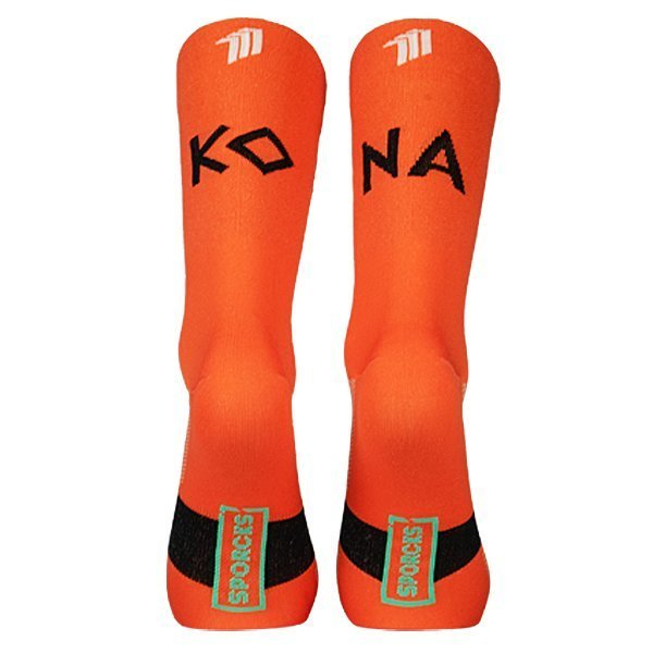 KONA ORANGE - Triathlon Socks