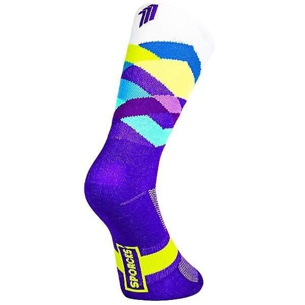 Mortirolo Purple - Cycling Socks (copia)